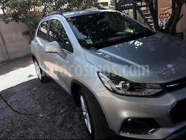Chevrolet Tracker 1.8L LT usado (2017) color Plata precio $11.200.000