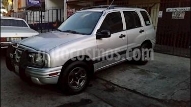 Foto venta Auto usado Chevrolet Tracker 4x2 Hard Top Aut (2001) color Plata precio $74,600