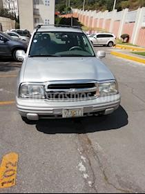 Foto venta Auto usado Chevrolet Tracker 4x2 Hard Top V6 Aut (2002) color Plata precio $69,000