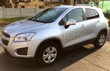 Foto venta Auto usado Chevrolet Tracker LS (2014) color Plata precio $7.800.000