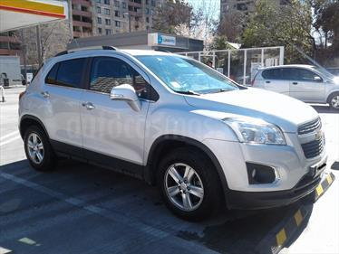 Foto venta Auto usado Chevrolet Tracker LT Aut (2015) color Plata precio $10.550.000
