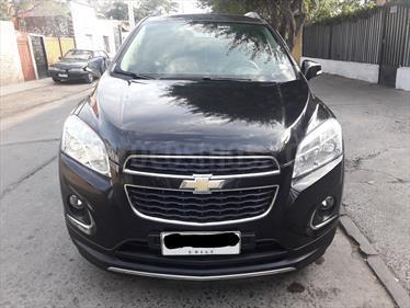 Foto venta Auto usado Chevrolet Tracker LT (2015) color Negro Carbon precio $8.200.000
