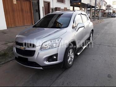 Foto venta Auto Usado Chevrolet Tracker LTZ 4x2 (2013) color Gris Claro precio $390.000