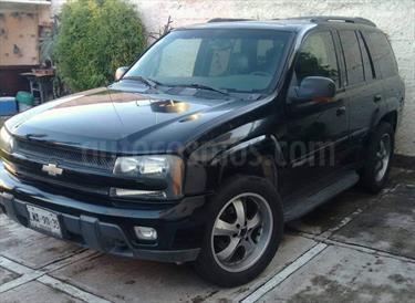 Foto venta Auto Seminuevo Chevrolet Trail Blazer 4x4 LTZ D (2002) color Negro precio $80,000
