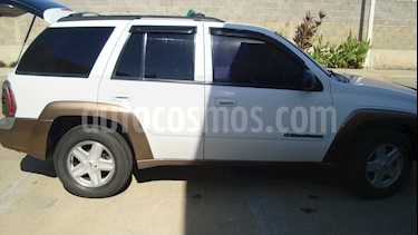 Foto venta carro Usado Chevrolet Trail Blazer Auto. 4x2 (2002) color Blanco
