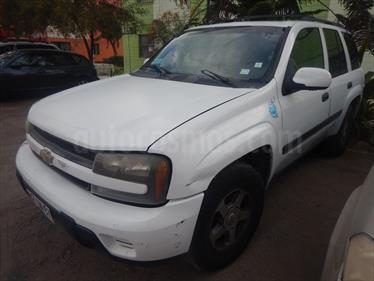 Foto venta Auto usado Chevrolet Trailblazer 4.2 LT 4X4  (2002) color Blanco precio $2.200.000