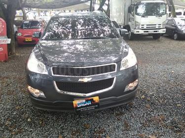 Chevrolet Traverse LS 4x4 usado (2012) color Gris precio $68.000.000