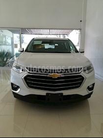 Foto venta Auto Seminuevo Chevrolet Traverse LT 7 Pasajeros (2018) color Blanco precio $759,500
