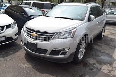 Foto venta Auto Seminuevo Chevrolet Traverse LT 7 Pasajeros (2017) color Plata Brillante precio $340,000