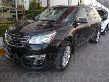 Foto venta Auto Seminuevo Chevrolet Traverse LT Piel (2015) color Negro Grafito precio $360,000