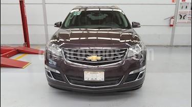Foto venta Auto Usado Chevrolet Traverse LT Piel (2016) color Iridis precio $399,000