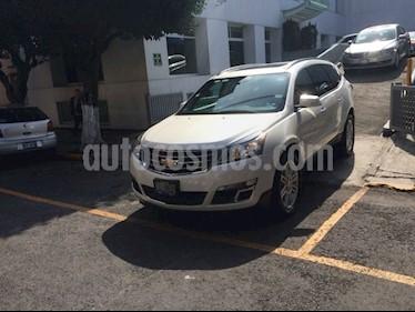 Foto venta Auto Usado Chevrolet Traverse LT Piel (2015) precio $379,000