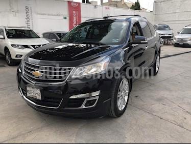 Foto venta Auto Seminuevo Chevrolet Traverse LT Piel (2014) color Negro precio $299,000