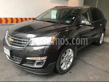 Foto venta Auto Seminuevo Chevrolet Traverse LT Plus (2013) color Negro precio $259,900
