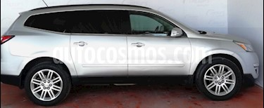 Foto venta Auto usado Chevrolet Traverse LT Plus (2015) color Plata precio $319,000