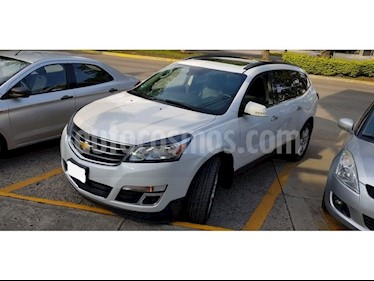 Foto venta Auto Seminuevo Chevrolet Traverse LT Plus (2016) color Blanco precio $425,000