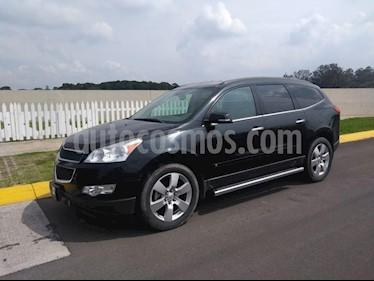 Foto venta Auto usado Chevrolet Traverse LT Plus (2010) color Negro precio $220,000