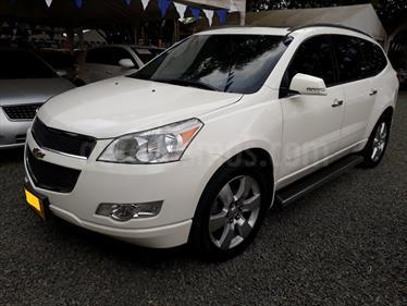 Foto venta Carro usado Chevrolet Traverse LT (2012) color Blanco precio $78.500.000