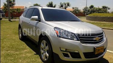 Chevrolet Traverse LT  usado (2017) color Gris precio $100.000.000