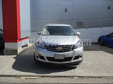 Foto venta Auto Seminuevo Chevrolet Traverse LT (2016) color Plata precio $395,000