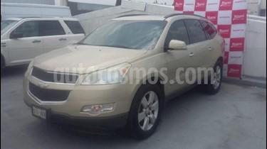 Foto venta Auto Seminuevo Chevrolet Traverse Paq A (2009) color Dorado precio $149,000