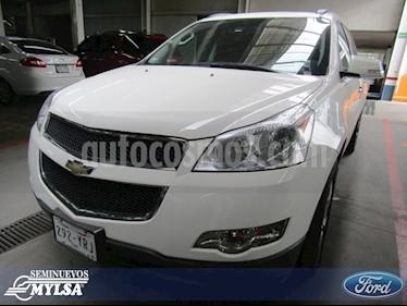 Foto venta Auto Seminuevo Chevrolet Traverse Paq B (2012) color Blanco precio $239,000