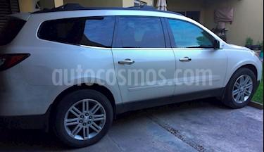 Foto venta Auto usado Chevrolet Traverse Paq B (2013) color Blanco precio $300,000