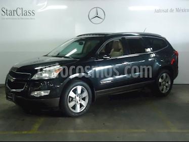 Foto venta Auto Seminuevo Chevrolet Traverse Paq B (2009) color Negro precio $138,000