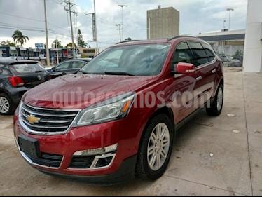 Foto venta Auto Seminuevo Chevrolet Traverse Paq B (2014) color Rojo precio $270,000