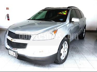 Foto venta Auto Seminuevo Chevrolet Traverse Paq B (2011) color Plata Metalico precio $225,000