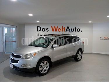 Foto venta Auto Seminuevo Chevrolet Traverse Paq B (2012) color Plata precio $215,000