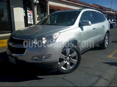 Foto venta Auto Seminuevo Chevrolet Traverse Paq B (2012) color Plata precio $205,000