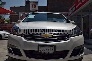 Foto venta Auto Usado Chevrolet Traverse Paq C (2015) color Blanco precio $350,000