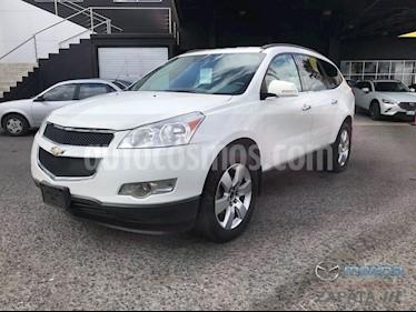 Foto venta Auto Usado Chevrolet Traverse Paq C (2012) color Blanco precio $228,000