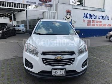 Foto venta Auto Seminuevo Chevrolet Trax A (2016) color Blanco Galaxia precio $205,000