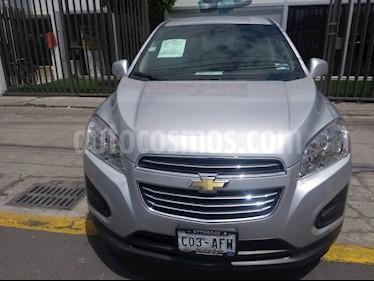 Foto venta Auto Seminuevo Chevrolet Trax LS (2016) color Plata Brillante precio $210,000
