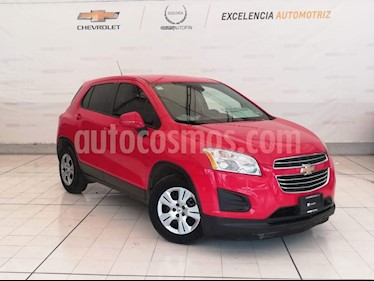 Foto venta Auto Seminuevo Chevrolet Trax LS (2016) color Rojo precio $204,000