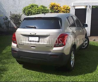 Foto venta Auto usado Chevrolet Trax LT Aut (2015) color Arena precio $210,000