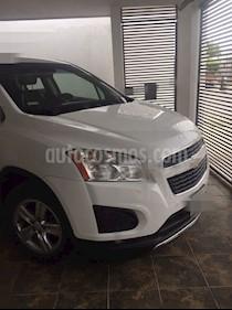 Foto venta Auto Seminuevo Chevrolet Trax LT Aut (2014) color Blanco precio $150,000