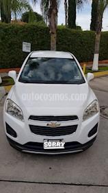 Foto venta Auto Seminuevo Chevrolet Trax LT Aut (2015) color Blanco precio $218,500