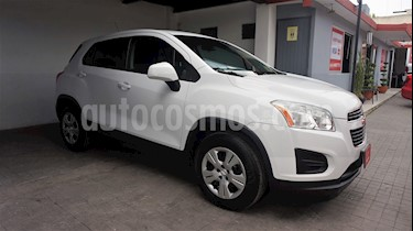 Foto venta Auto Seminuevo Chevrolet Trax LT (2014) color Blanco Galaxia precio $175,000