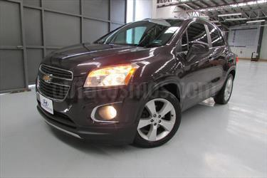 Foto Chevrolet Trax LTZ Turbo