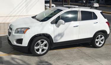 Foto venta Auto usado Chevrolet Trax LTZ (2016) color Blanco precio $240,000