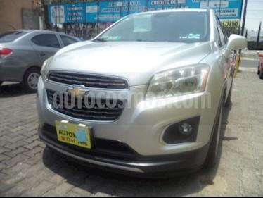 foto Chevrolet Trax LTZ