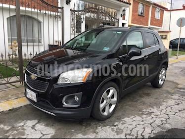 Foto venta Auto usado Chevrolet Trax LTZ (2015) color Negro precio $220,000