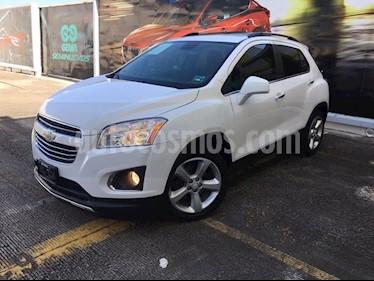 Foto venta Auto Usado Chevrolet Trax LTZ (2016) precio $228,900