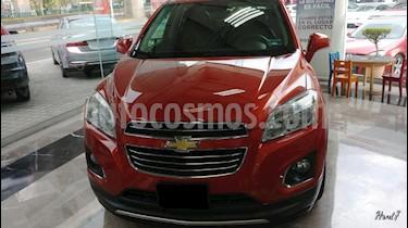 Foto venta Auto Usado Chevrolet Trax LTZ (2016) color Naranja precio $268,000