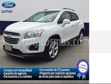 Foto venta Auto Usado Chevrolet Trax LTZ (2016) color Blanco precio $280,000