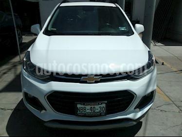 Foto venta Auto Seminuevo Chevrolet Trax LTZ (2017) color Blanco Galaxia precio $335,000