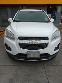 Foto venta Auto usado Chevrolet Trax LTZ (2013) color Blanco precio $184,000
